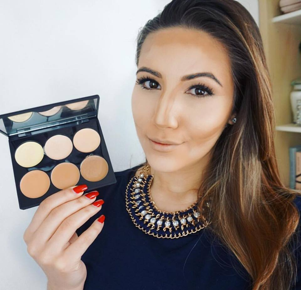 Sleek Makeup Cream Contour Review Amp Tutorial Through