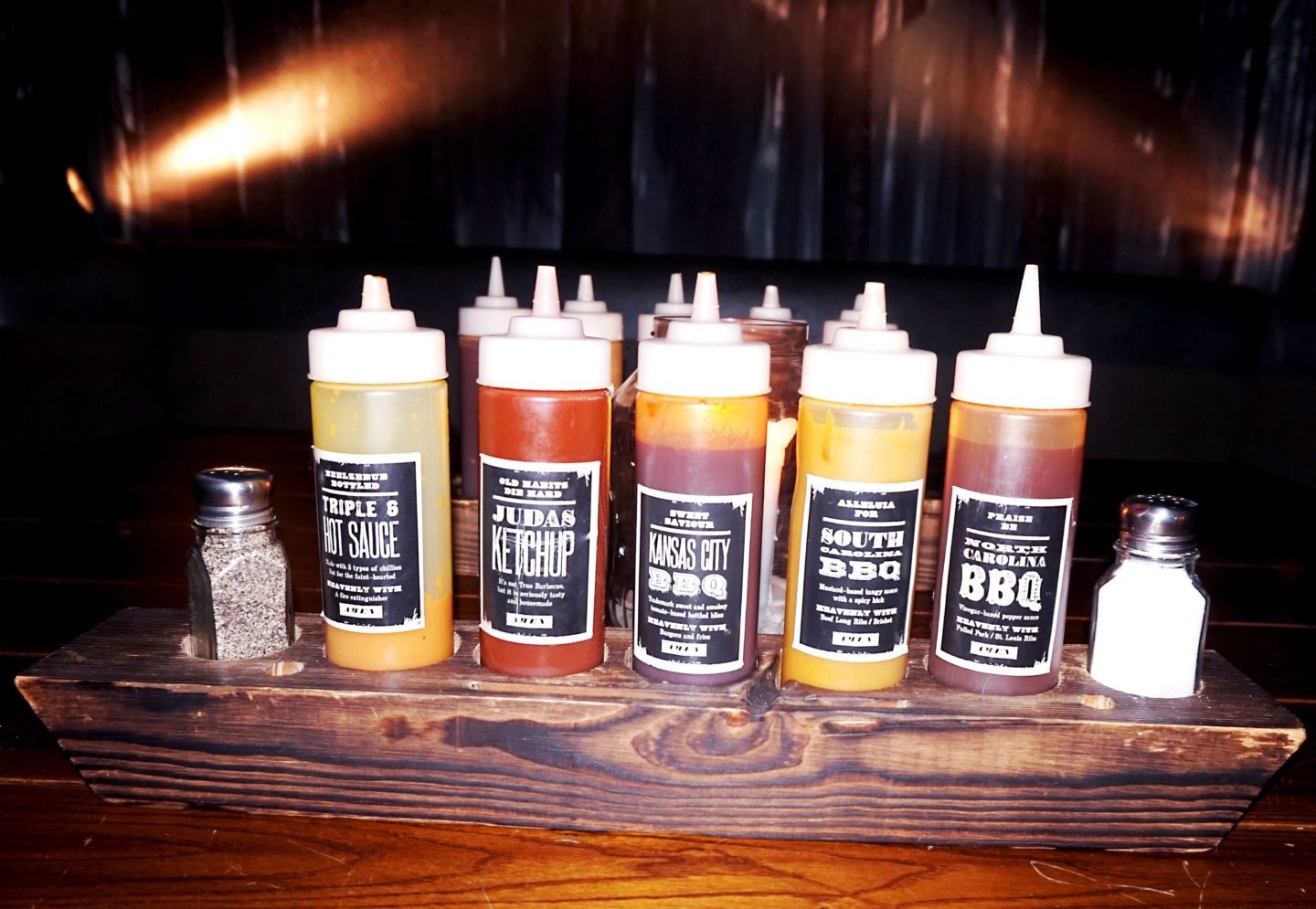 Beat The Winter Blues with Bulleit Bourbon & Red True's BBQ