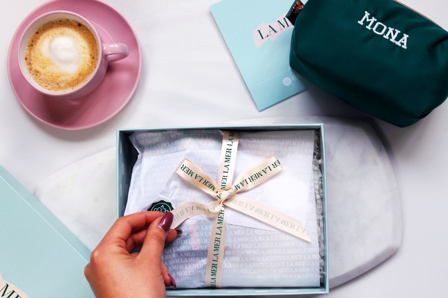 La Mer & Glossybox limited edition box
