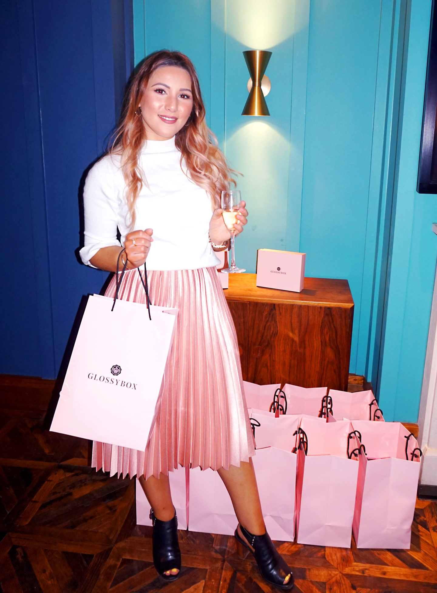 Beauty Bloggers Brunch with Glossybox UK