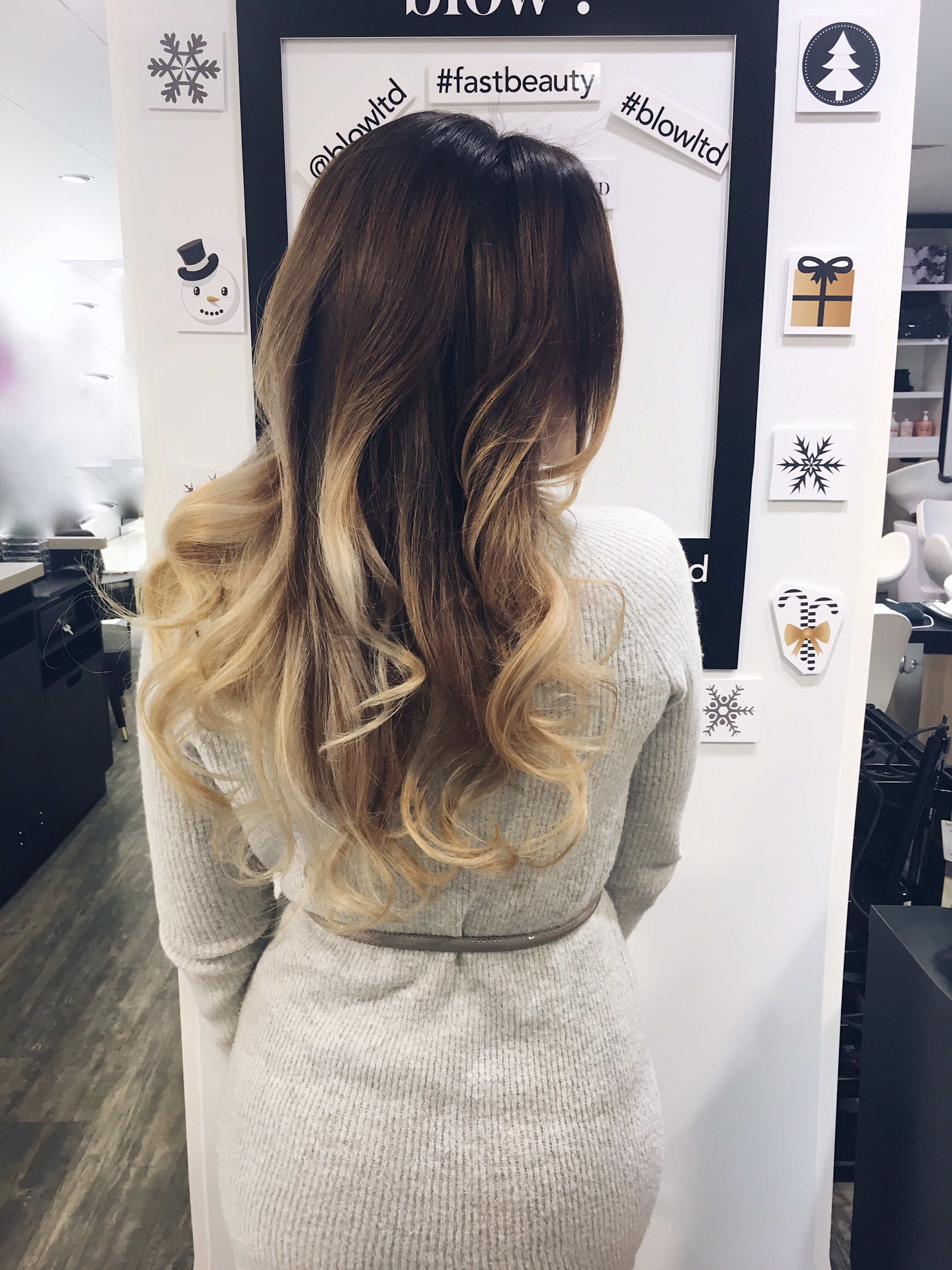 My Go-To Blow Dry Spot With Blow LTD.